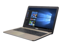 VivoBook X540LA-DM687T - Core i3 5005U 2 GHz - Win 10 Home 64-Bit - 8 GB RAM - 256 - Notebook - Core i3 Mobile