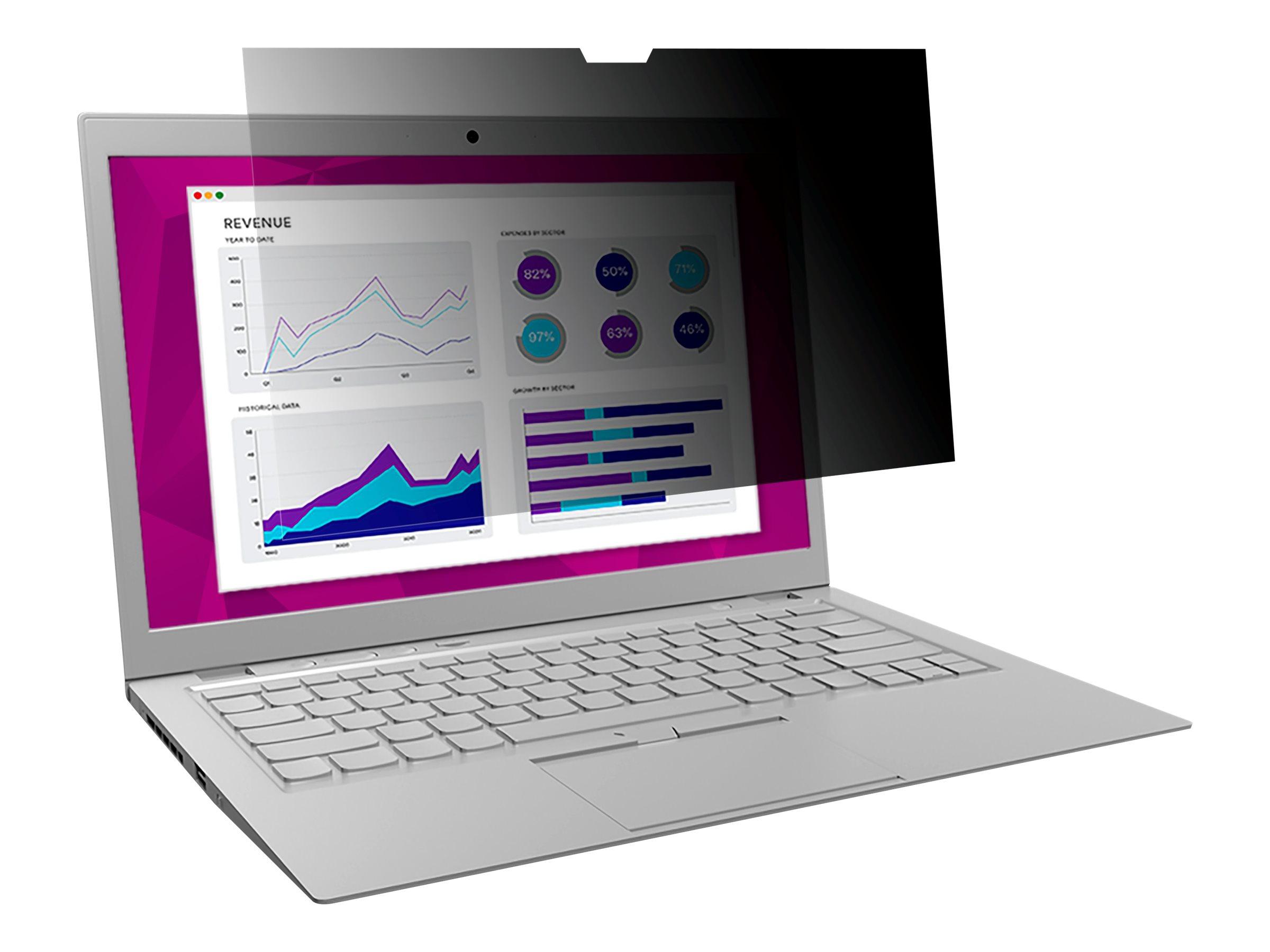 "3M Blickschutzfilter High Clarity for Microsoft Surface Laptop with COMPLY Attachment System - Blickschutzfilter für Notebook - 34.3 cm (13.5"")"