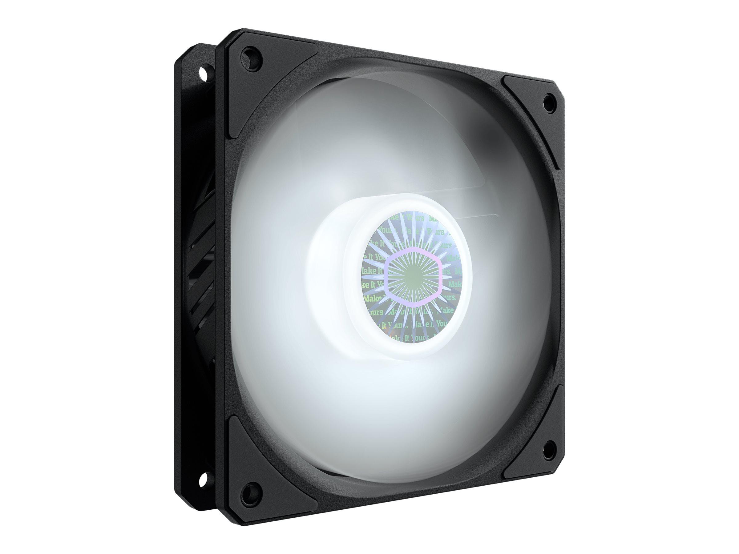 Cooler Master SickleFlow 120 LED White - Gehäuselüfter