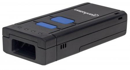 Manhattan Barcodescanner 2D Mini 450mm Scan. Wireless BT