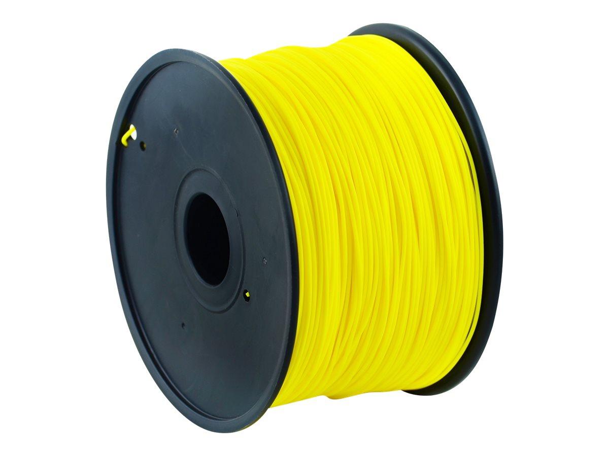 Gembird Gelb - 1 kg - 400 m - ABS-Filament (3D)