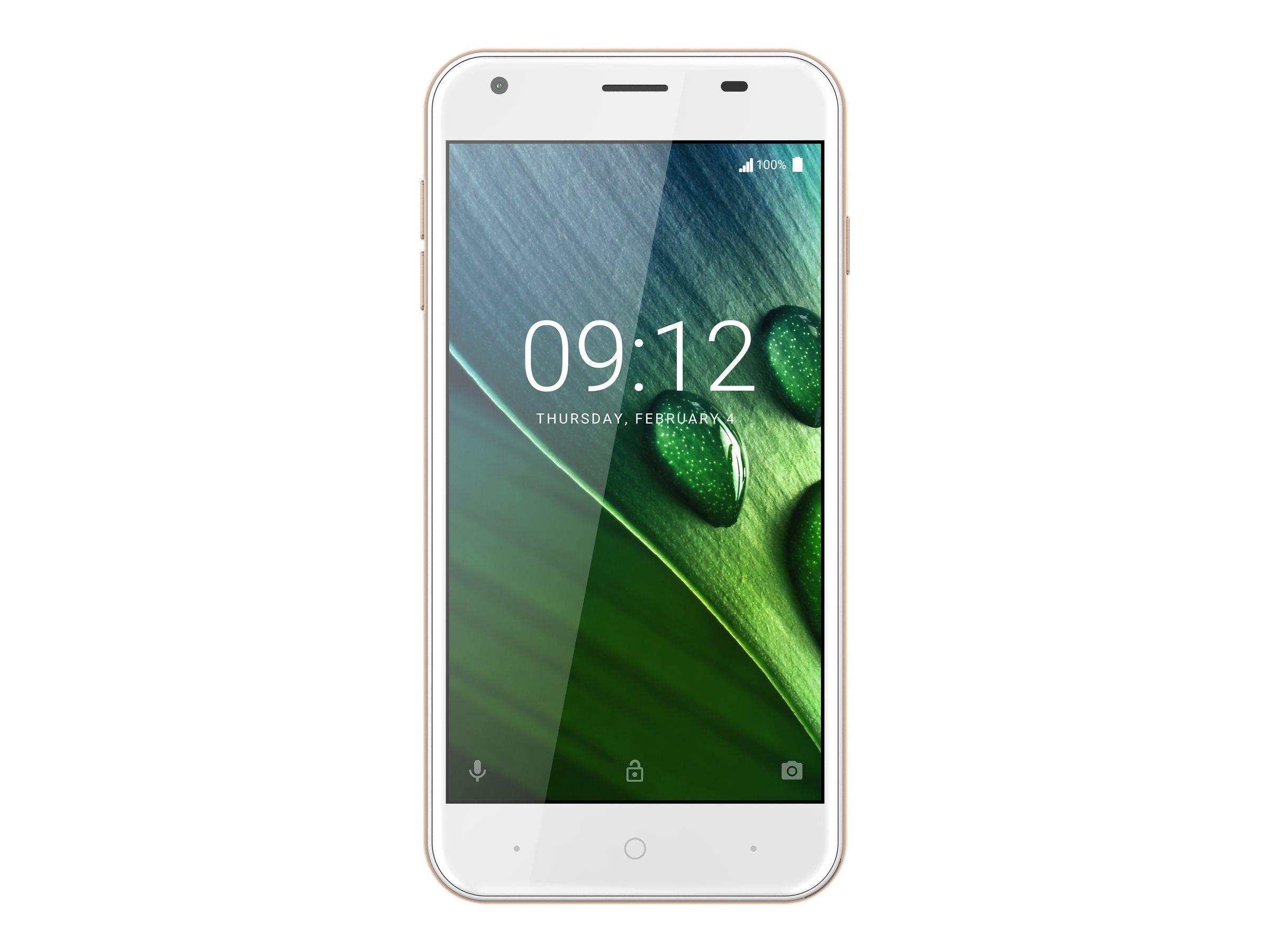 Acer Liquid Z - Smartphone - 8 MP 8 GB - Gold