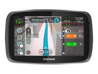 PRO 7250 TRUCK Tragbar / Fixiert 5Zoll LCD Touchscreen 229g Schwarz Navigationssystem