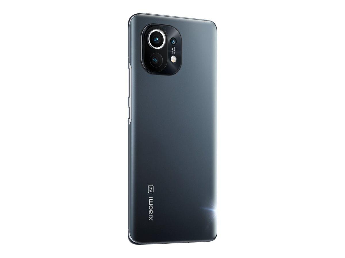 """Xiaomi MI 11 - Smartphone - Dual-SIM - 5G NR - 256 GB - 6.81"""" - 3200 x 1440 Pixel (515 ppi (Pixel pro Zoll))"""