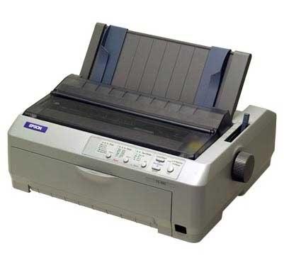 Epson FX 980 - Drucker s/w Nadel/Matrixdruck - 240 dpi - 9,48 ppm