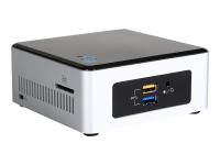 3000 SILENT GREENLINE MUI 2.00GHz J4005 Mini PC Intel® Celeron® Schwarz Mini-PC
