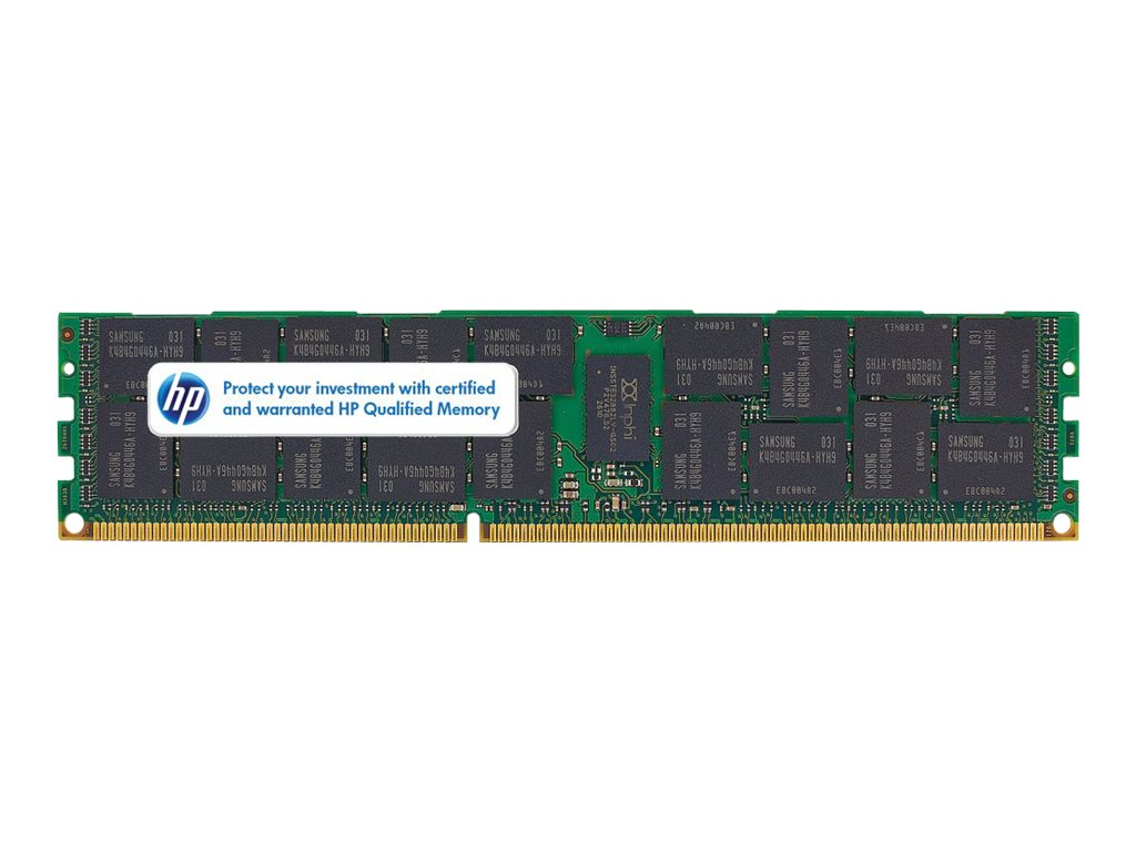HP 8GB 2Rx4 PC3-10600R-9 Kit (500662-B21) - REFURB
