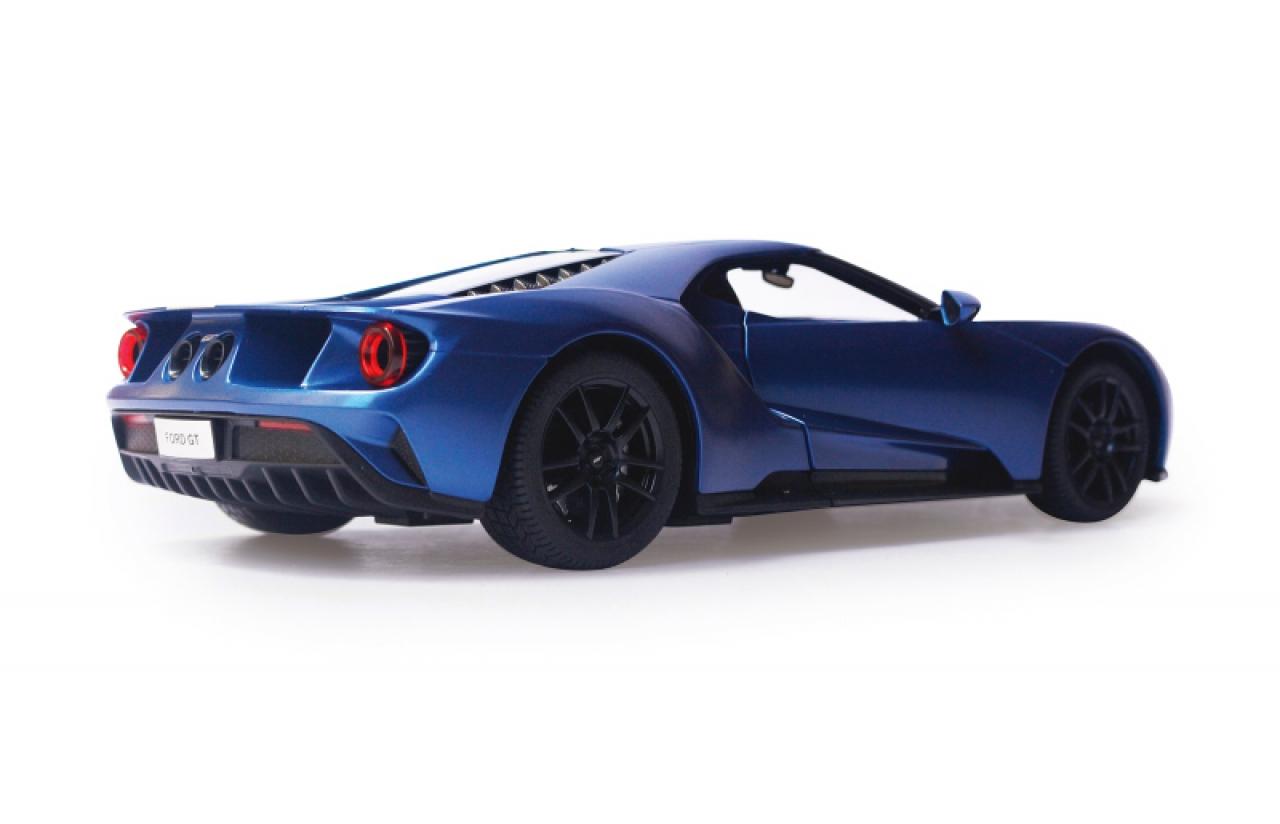 JAMARA Ford GT - Auto - Elektromotor - 1:14 - Betriebsbereit (RTR) - Blau - Ford GT