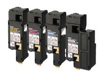 Epson AL-C1700/C1750/CX17-Serie - Tonerkassette Standardkapazität Cyan - 0.7k