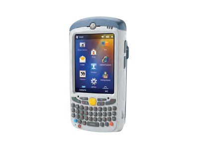 "Motorola Solutions Motorola MC55A0-HC - Datenerfassungsterminal - Win Mobile 6.5 Classic - 1 GB - 8.9 cm (3.5"")"