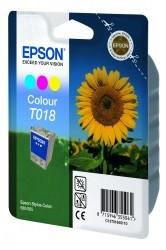 Epson T018 - Druckerpatrone - 1 x Farbe (Cyan, Magenta, Gelb)