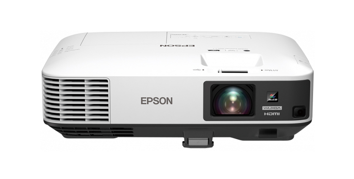 Epson EB-2250U Desktop-Projektor 5000ANSI Lumen 3LCD WUXGA (1920x1200) Weiß Beamer