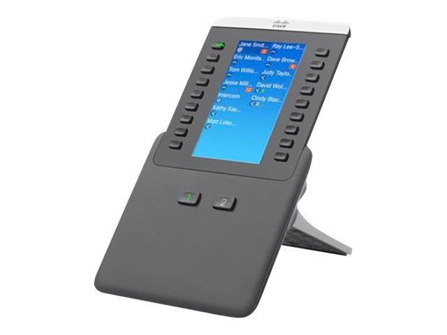Cisco Funktionstasten-Erweiterungsmodul für VoIP-Telefon