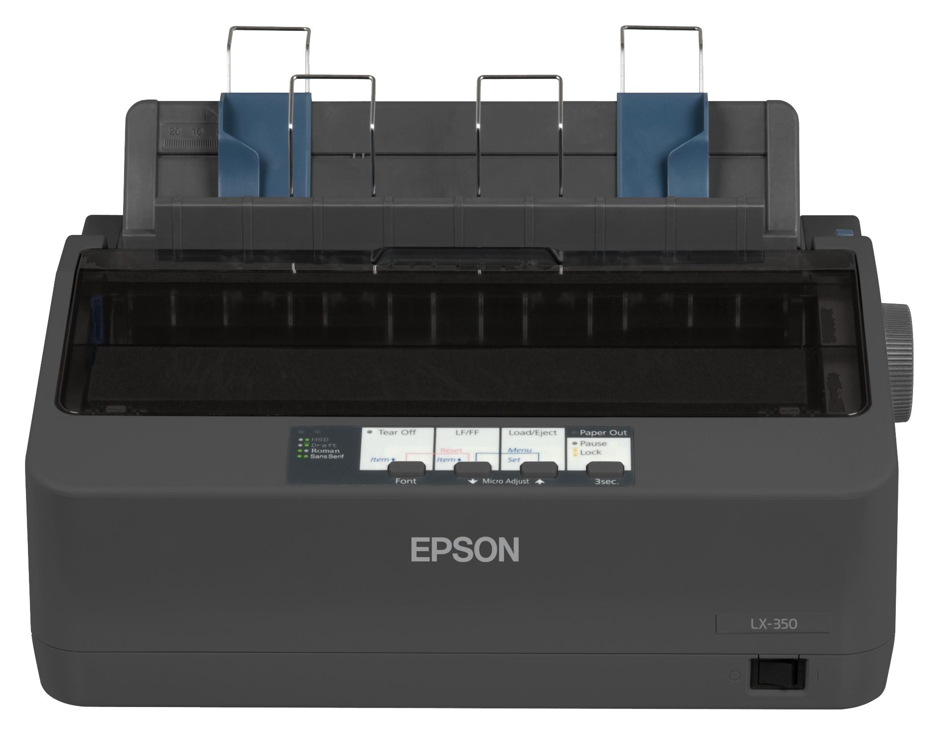 Epson LX 350 - Drucker s/w Nadel/Matrixdruck - 5,95 ppm