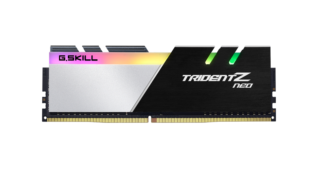 G.Skill Trident Z Neo F4-3600C16D-64GTZN - 64 GB - 2 x 32 GB - DDR4 - 3600 MHz