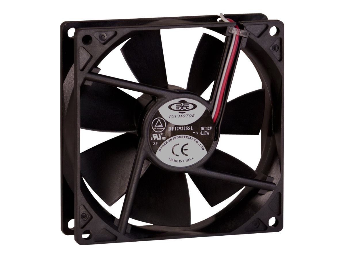Inter-Tech 92mm Fan Bulk - Geh?usel?fter