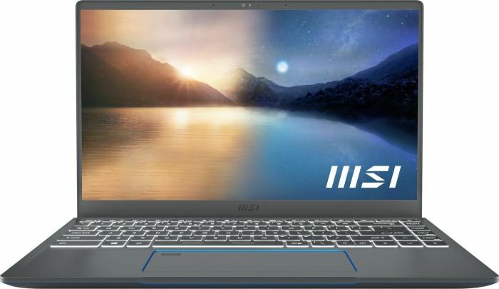 MSI Prestige 14 Evo A11M-005 - Intel Core i7-11xxx - 35,6 cm (14 Zoll) - 1920 x 1080 Pixel - 16 GB - 512 GB - Windows 10 Home