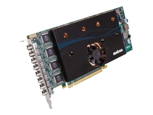 Matrox M9188 - Grafikkarten - M9188 - 2 GB DDR2