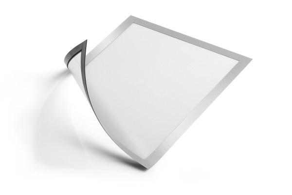 Durable Duraframe Magnetic A4 - A4 - Silber - Hochformat/Querformat - 5 Stück(e)