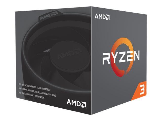 AMD Ryzen 3 1200 - 3.1 GHz - 4 Kerne