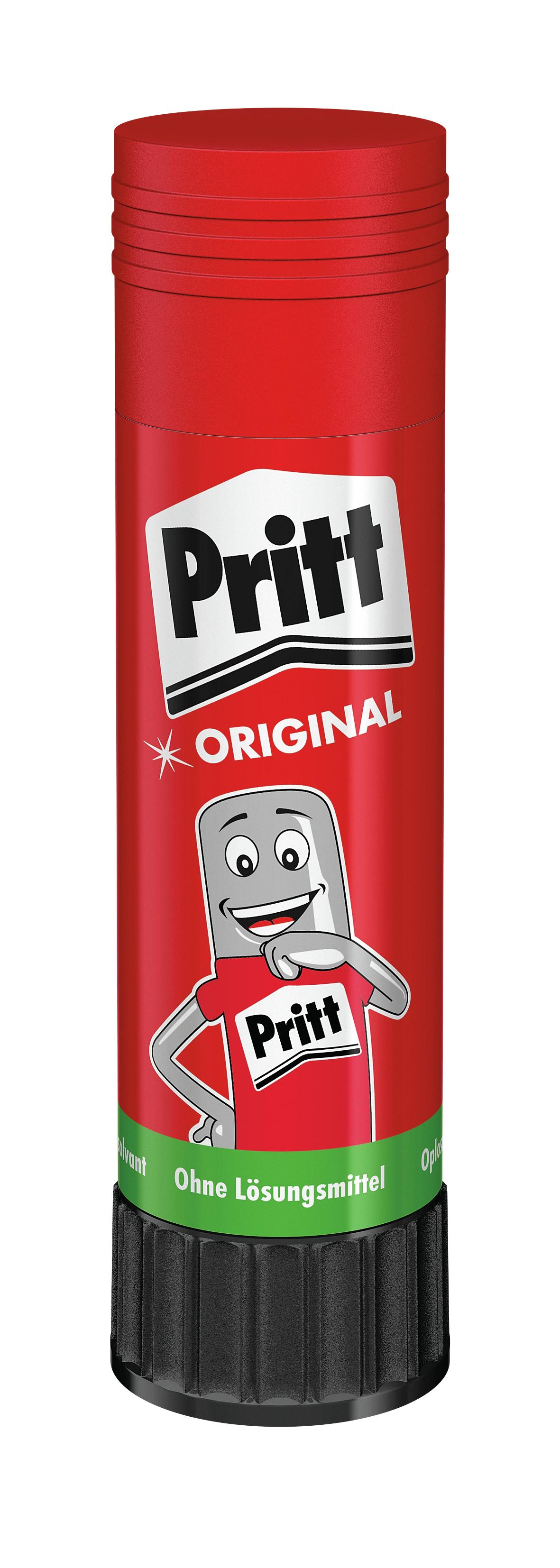 Henkel 1561147 - Prittstift - Klebestift - Karton - Stoff - Papier