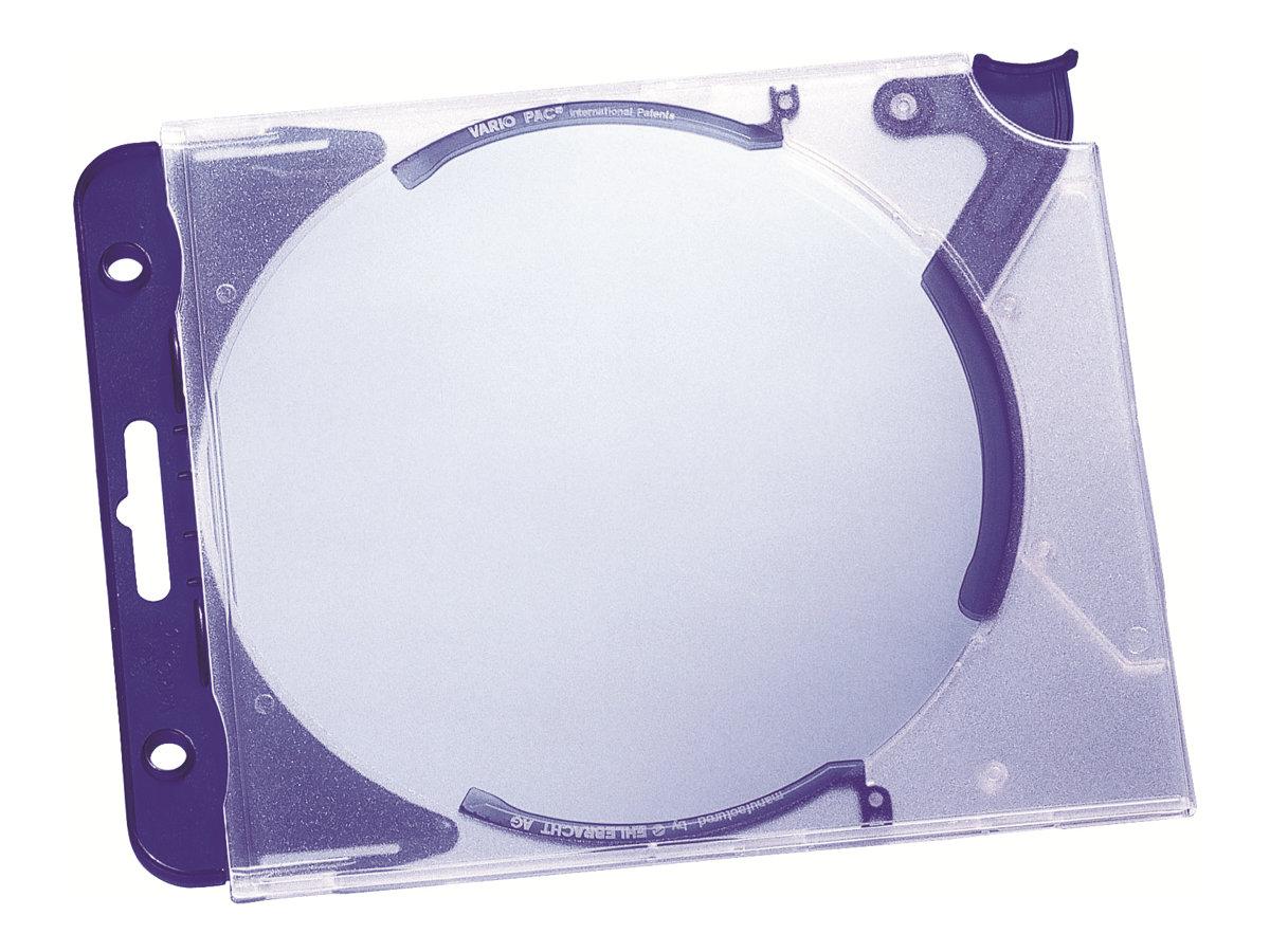 Durable Einleger für CD Slim Jewel Case - Kapazität: