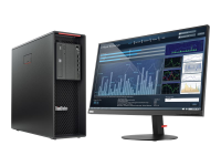 ThinkStation P520 4,00 GHz Intel® Xeon® W-2125 Schwarz Tower Arbeitsstation