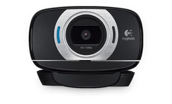 Logitech HD Webcam C615 - Webcam - Farbe