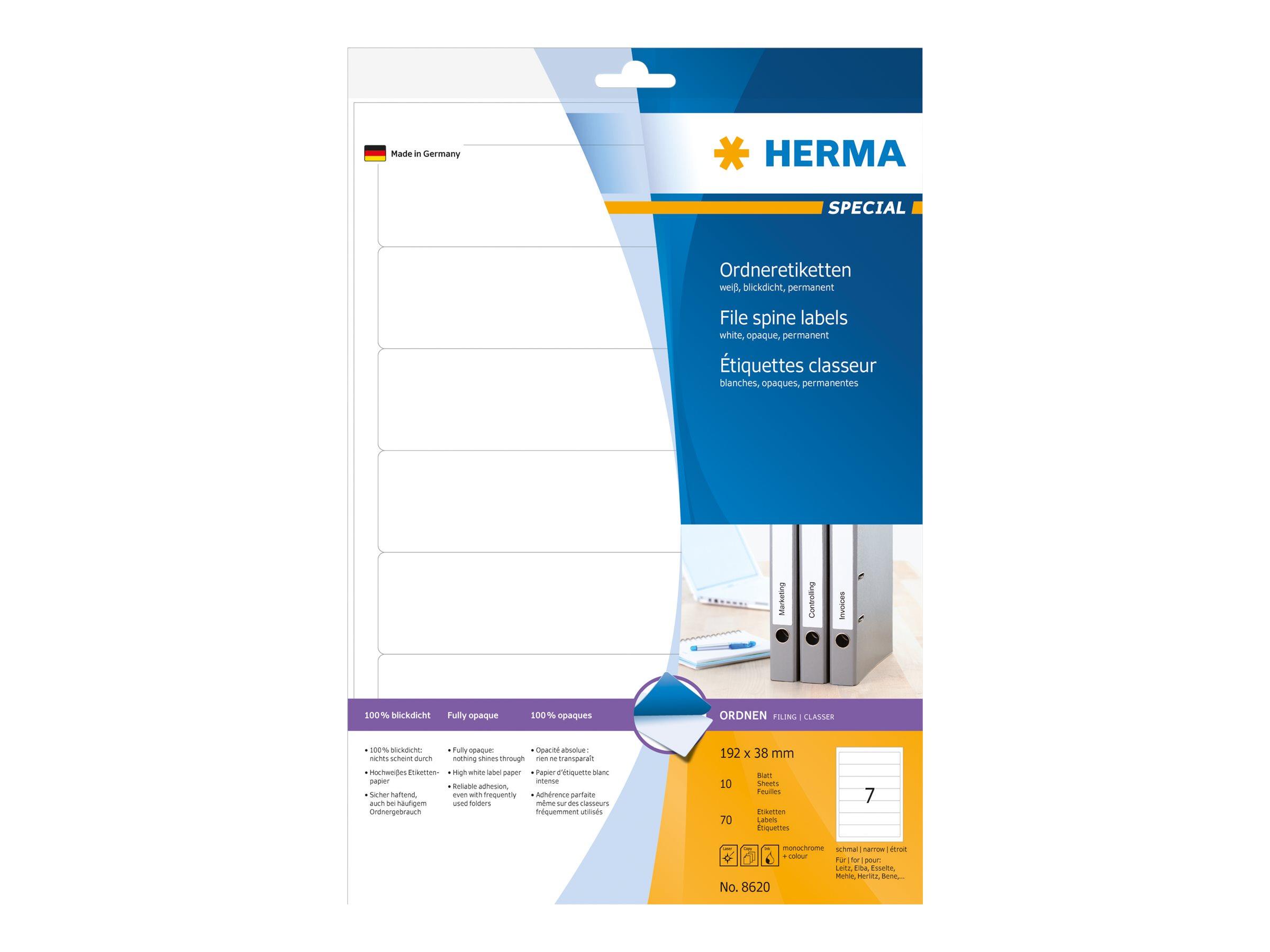 HERMA Special - Papier - matt
