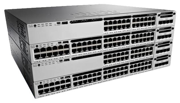 Cisco Catalyst 3850-24P-E Switch (WS-C3850-24P-E)