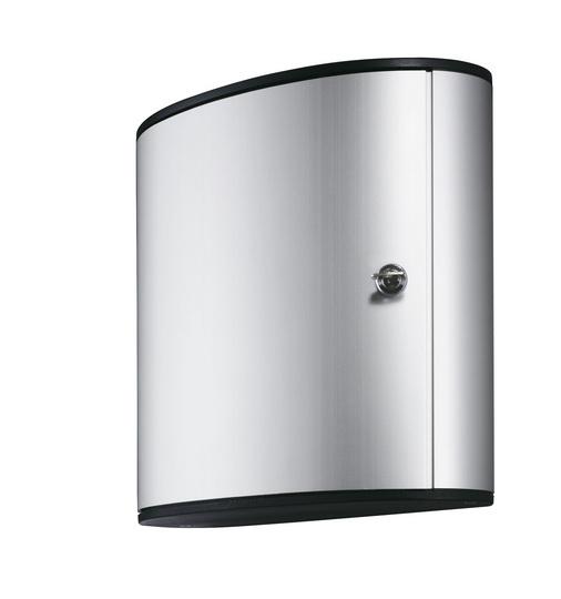 Durable Key Box 18 - Aluminium - Silber - 302 x 118 x 280 mm