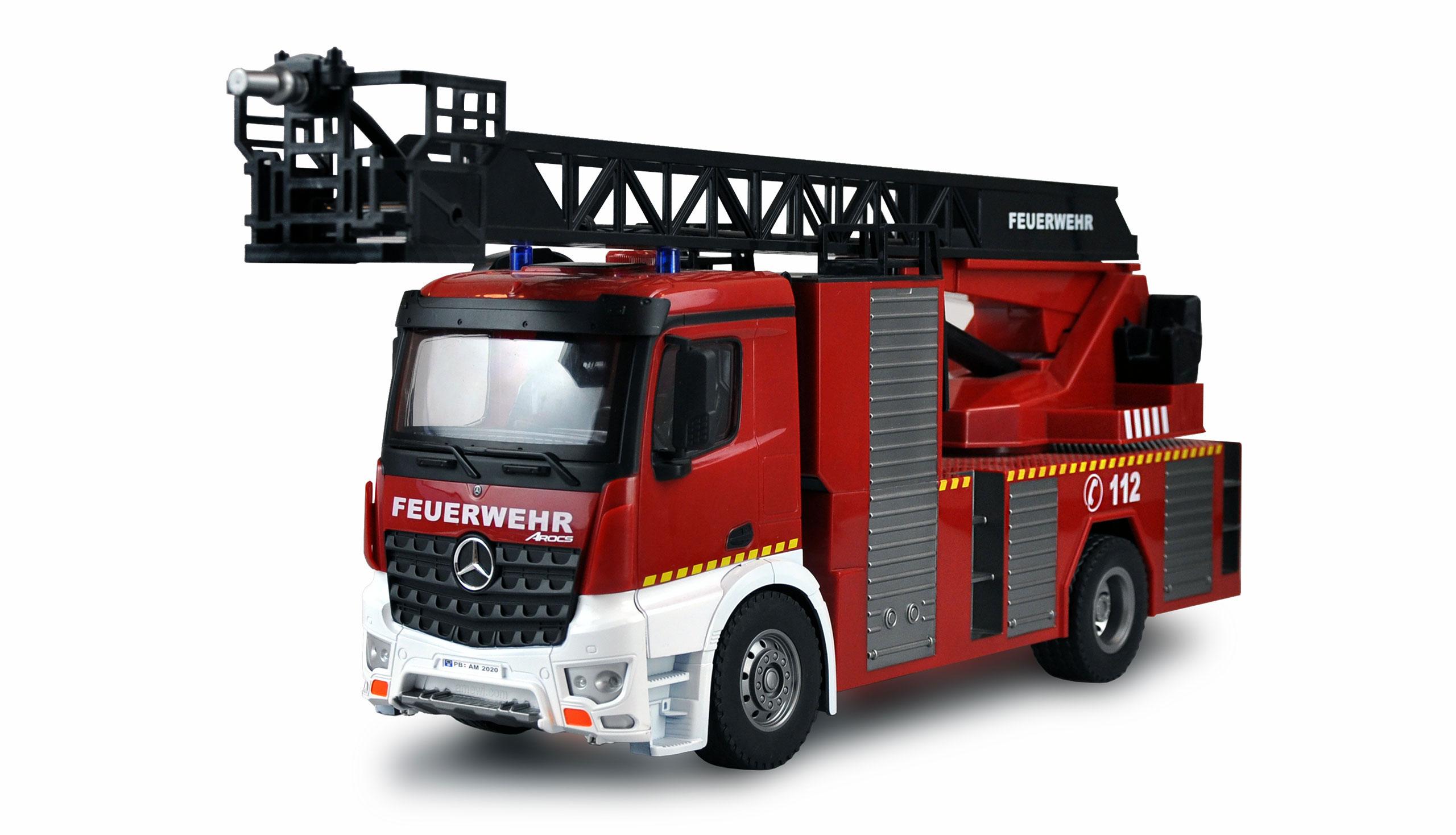 Vorschau: Amewi 22502 - Feuerwehrwagen - 1:14 - Junge/Mädchen - 8 Jahr(e) - 1200 mAh - 2,46 kg