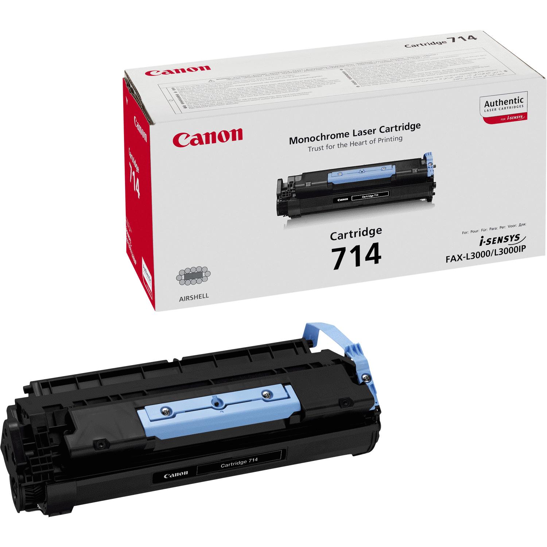 Canon 714 4500Seiten Schwarz