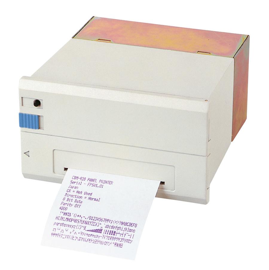 Citizen CBM920II Dot matrix POS printer 150 mm/sec 1.08 x 2 mm 852,857,863,866,Katakana,WPC1252 130 µm