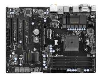 FM2A88X Extreme4+ AMD A88X Socket FM2+ ATX Motherboard