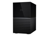My Book Duo Disk-Array 12 TB Desktop Schwarz