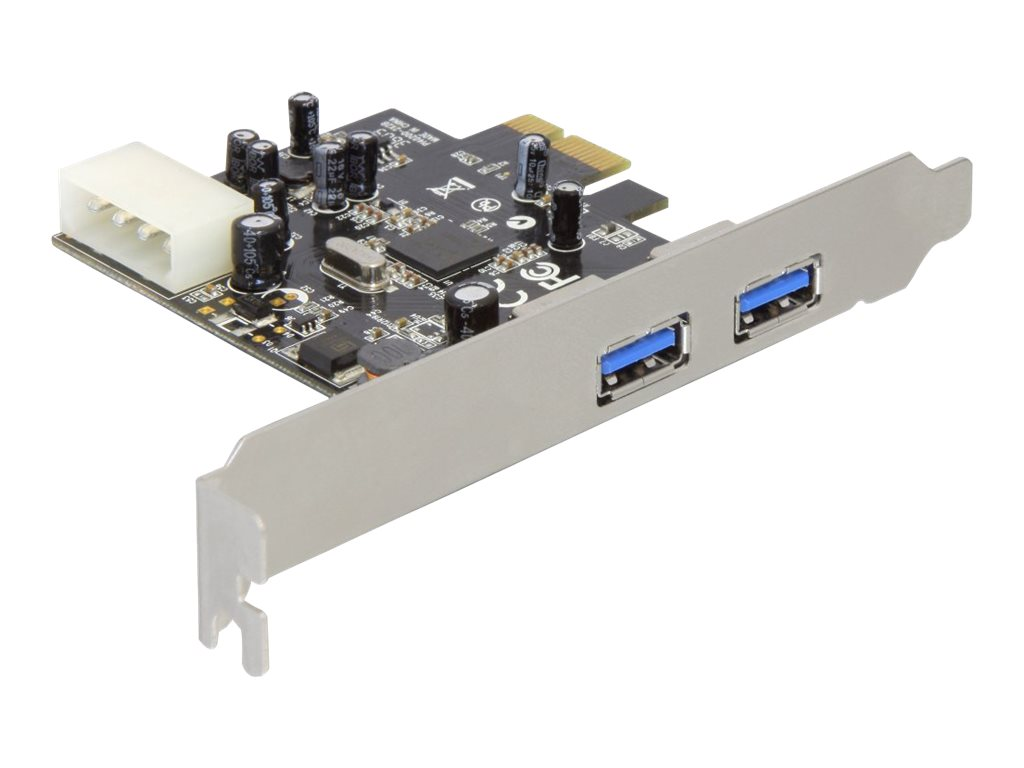 Delock PCI Express card   2x USB 3.0 - USB-Adapter