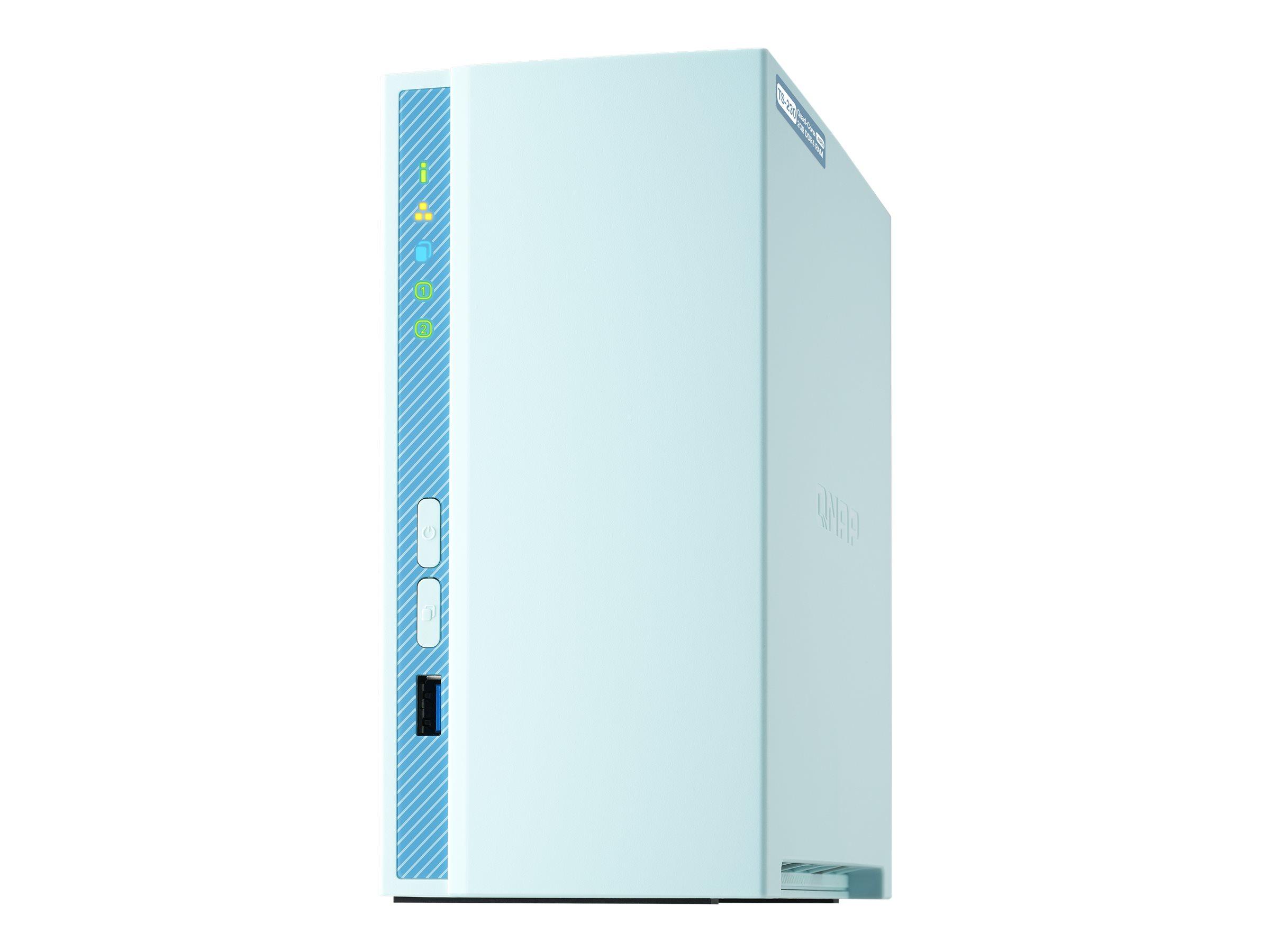 QNAP TS-230 - Ger?t f?r pers?nlichen Cloudspeicher