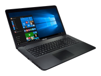 F751NA-TYS27T 1.10GHz N3350 Intel® Celeron® 17.3Zoll 1600 x 900Pixel Schwarz Notebook