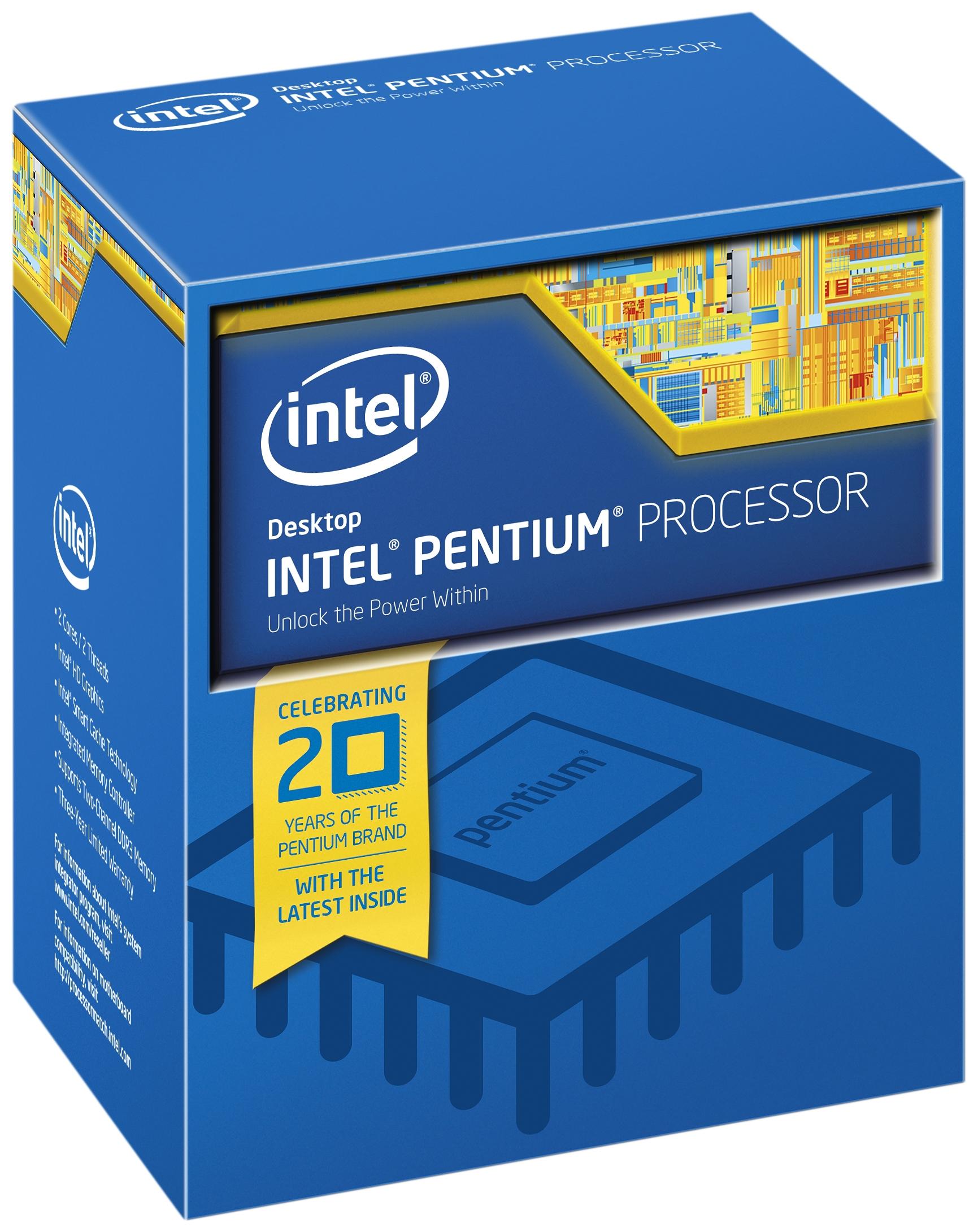 Intel Pentium G4400 - 3.3 GHz