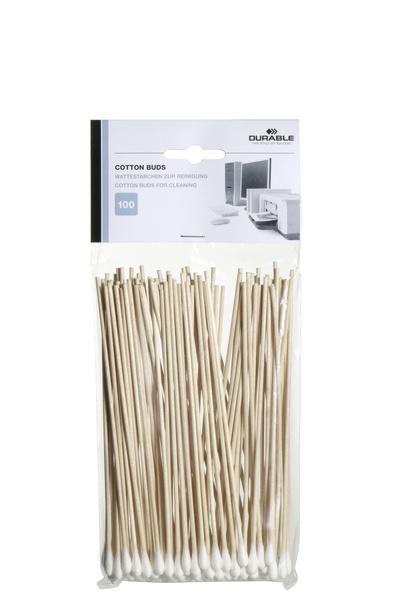 Durable 5789-02 - Baumwolle - Weiß - 100 Stück(e)