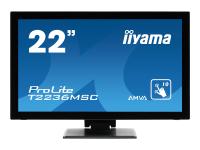 ProLite T2236MSC-B2 Touchscreen-Monitor 54,6 cm (21.5 Zoll) 1920 x 1080 Pixel Multi-touch