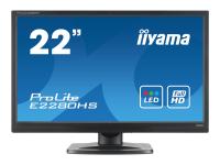 ProLite E2280HS-B1 21.5Zoll Full HD TN+Film Schwarz Computerbildschirm