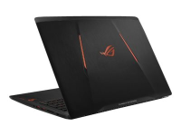 ROG Strix GL702VM-BA322T 2.8GHz i7-7700HQ Intel® Core i7 der siebten Generation 17.3Zoll 1920 x 1080Pixel Schwarz Notebook