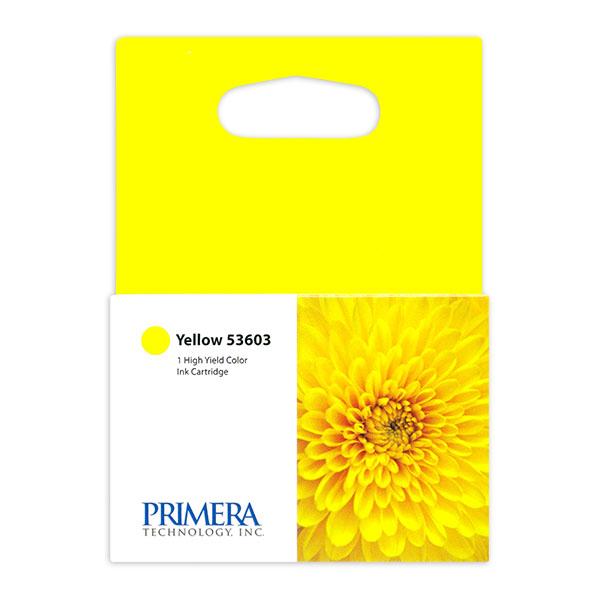 Primera 53603 Original Pigmentbased ink Yellow Bravo 4100 1 pc(s) Inkjet printing