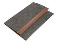 "163721 17.8cm/7"" Notebook-Hülle Schwarz Tablet-Schutzhülle"