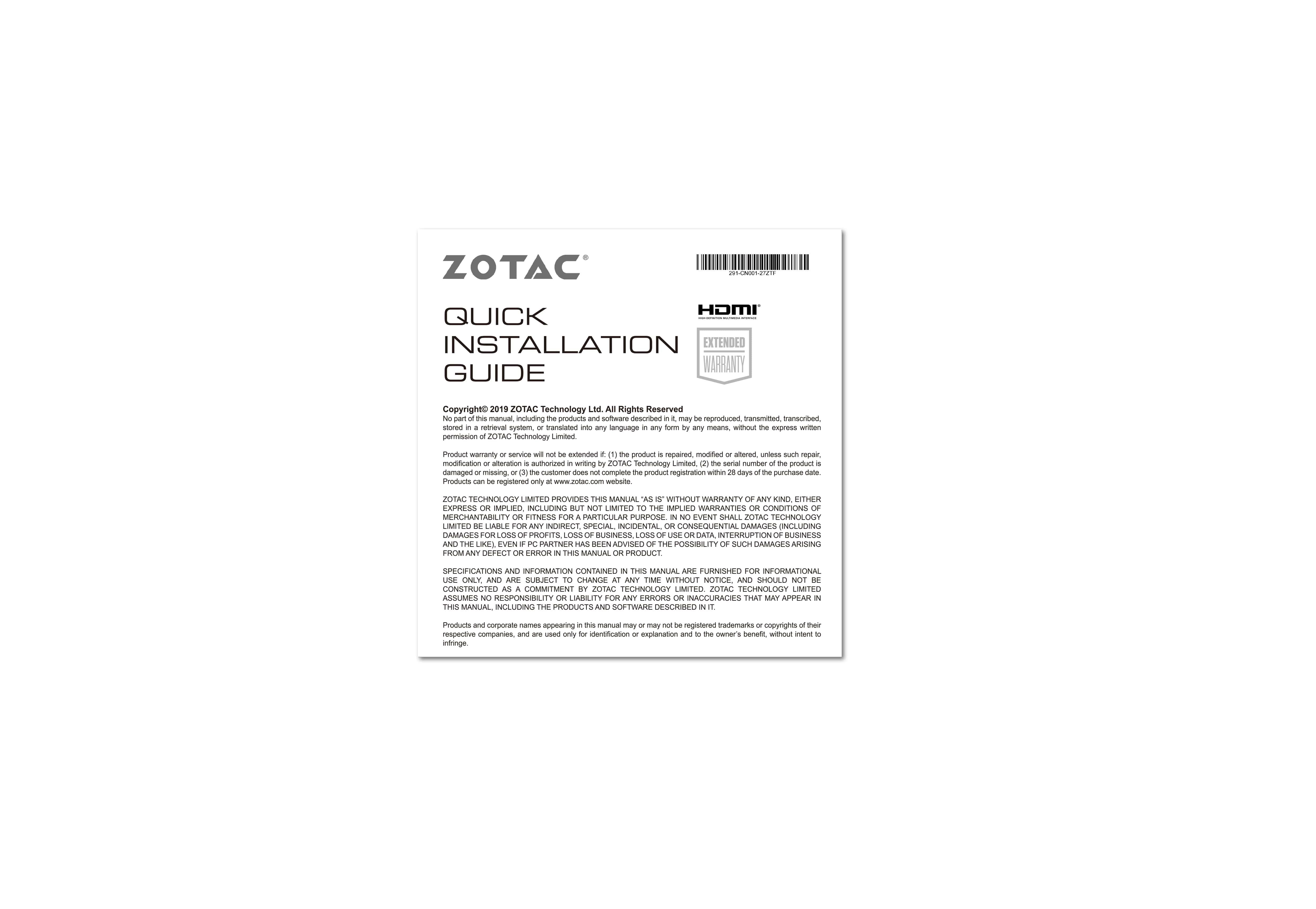 ZOTAC GAMING GeForce RTX 3060 Twin Edge OC - Grafikkarten