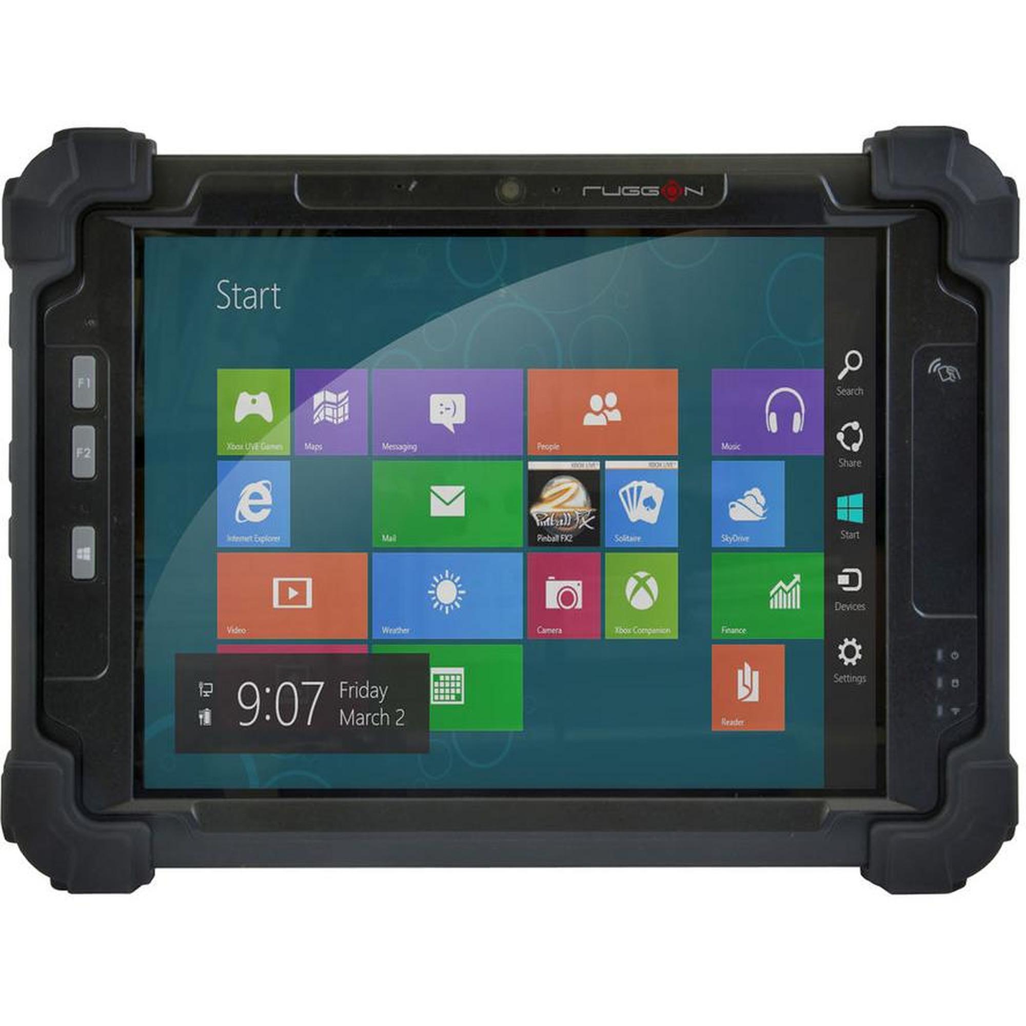 "RuggON Industrie-Tablet RUGGED PM522 10.4"" E3827/4GB/64GB W10IoT - 64 GB - 26,4 cm"