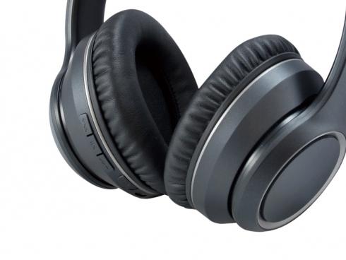 Conceptronic ALVAH01B - Headset - ohrumschließend