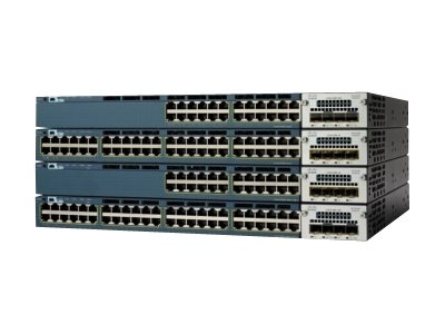 Cisco Catalyst 3560X-48PF-E Switch (WS-C3560X-48PF-E) - REFURB